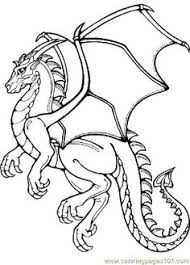 Small Picture Realistic Dragon Coloring Pages printable baby dragons coloring