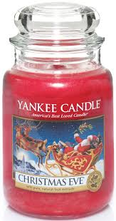 "<b>Свеча</b> ароматизированная Yankee Candle ""<b>Christmas eve</b> ..."