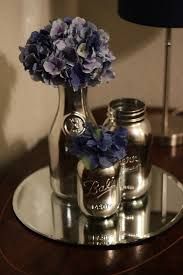 striking this mason jar is spray painted with krylons looking glass spray it give it a reflective finish striking this mason jar is spray painted with