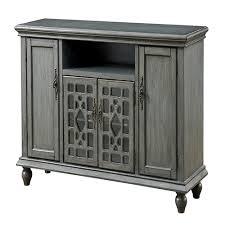 Glass Credenza Furniture