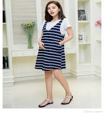 2018 Summer Maternity Clothing Maternity Dress Fashion One Piece