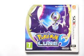 jeux 3 ds pokemon lune - Emmaüs Toulouse
