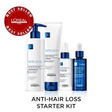 <b>L'Oréal Professionnel Serioxyl</b> Starter Kit - 100% Authentic Thinning ...