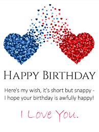 To My Beloved Husband Happy Birthday Wishes Card Birthday