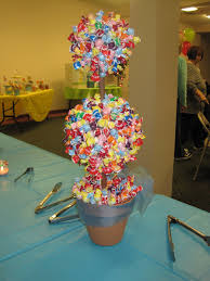 centerpieces for baby shower ideas photo - 1