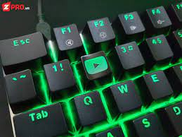 Keycap Youtube