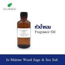 หัวน้ำหอมกลิ่น Jo Malone - Wood Sage & Sea Salt ขนาด 35 ml. / 50 ml.