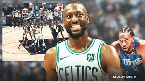 Celtics news: Kemba Walker drains clutch shot vs. Clippers