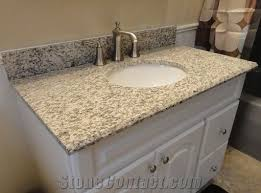 brilliant tiger skin white granite bathroom countertop vanity top customized bathroom granite countertops prepare