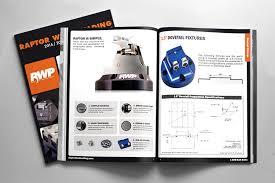 Raptor Workholding Product Catalog Christopher Green Design