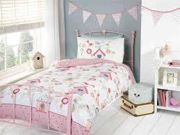 Kids Childrens Single Bed Size Girls Boys Duvet Cover Quilt Set ... & Kids-Childrens-Single-Bed-Size-Girls-Boys-Duvet- Adamdwight.com