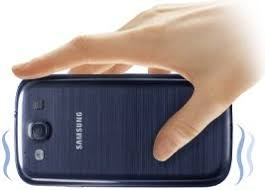samsung galaxy s3 blue. samsung galaxy s iii just gets us. little things, like staying awake when you look at it and keeping track of loved ones. designed for humans, goesbeyond s3 blue p