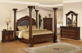 Custom Made Four-Poster Canopy Bed