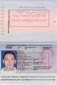 Passport Www net Template Documents Psd Philippines Fake idpsd 45CCq