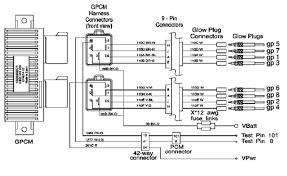 glow plug control module diesel forum com