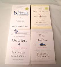 malcolm gladwell book set blink tipping point outliers what  malcolm gladwell 4 book set blink tipping point outliers what the dog saw malcolm gladwell com books