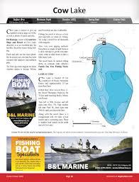 Cow Lake Alberta Anglers Atlas