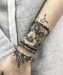 Tetování Květiny Ruka