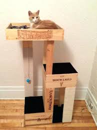 cool cat tree furniture. Making Your Own Cat Tree Inside Tower Remodel Cool Kitty Condos Or Climbers With Regard To Decorations 3 Furniture