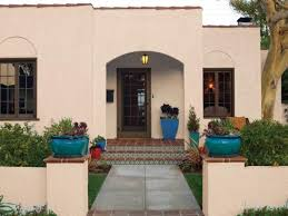 Exterior Paint Colors For Spanish Mediterranean Homes Curb Appeal Tips For Mediterranean  Style Homes Hgtv Decor