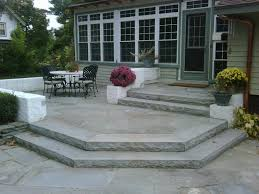 Concrete Step Designs For Outside How To Cover Steps With Pavers