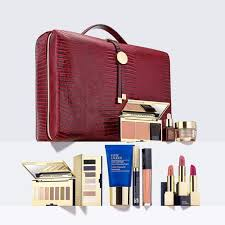 new estee lauder 2017 holiday blockbuster skincare and makeup kit