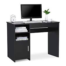 office desktop cabinet.  Office Ej Life Computer Desk With Shelves And Cabinet For Home Office PC Table  Workstation On Desktop D