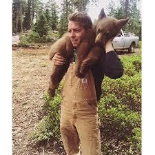 Instagram Post by Wes Larson (@grizkid)   Bear safety, Men, Outdoor men