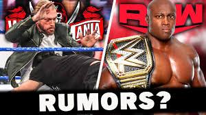 WWE News & Rumors - WrestleMania 37 ...