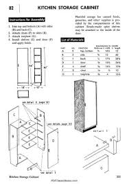 How to Make Built in Furniture 227
