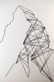 How To Do String Art Best 25 String Art Tutorials Ideas On Pinterest Diy String Art