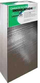 insulating garage doorGarage Door Insulation Kit at Menards