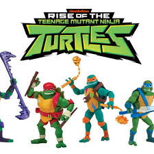 the Teenage Mutant Ninja Turtles Toys ...