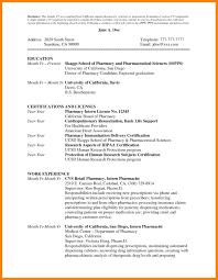 Retail Pharmacist Sample Resume Book Keeping Resume