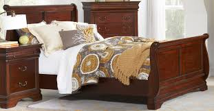 Largo Bedroom Furniture Chateau Full Sleigh Bed
