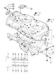 1997 arctic cat zr 580 efi 97zrc oem parts babbitts online crankcase assembly