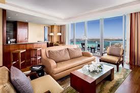 2 Bedroom Hotel Suites In Miami The Ritz Carlton Bal Harbour Miami