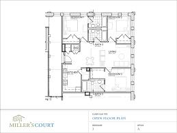 3 Bedroom Open Floor House Plans Ideas Unique Inspiration Ideas