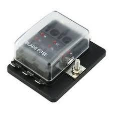 hella h84960111 8 way lateral single fuse box solar hydro amazon com ols pszacceps051h 6 way led illuminated blade fuse box cover