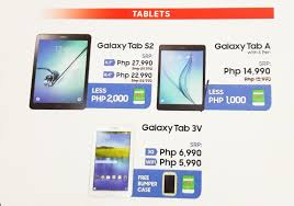 Samsung Galaxy Tab 3 V Specs And Price Philippines