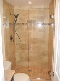 Bathroom  Simple Shower Curtains Small Bathrooms With Walk In - Walk in shower small bathroom
