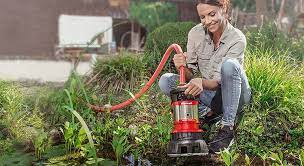 efficient water pumps and water works
