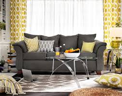 Value City Living Room Sets The Adrian Collection Graphite Value City Furniture