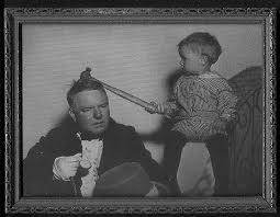 W.C. Fields & Baby LeRoy