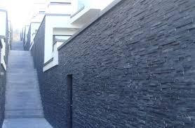 external slate wall tiles. black-slate-cladding-04 black slate cladding external wall tiles a
