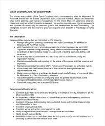 Marketing Coordinator Resume Sample Impressive Event Coordinator Resume Puebladigitalnet