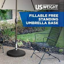 us weight fillable free standing