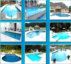 inground pools shapes. Pool Shapes And Designs Standard Inground Pools