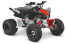 2018 can am ds quads dirt wheels magazine