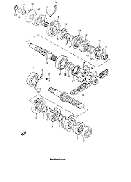 1986 suzuki lt250r quad racer transmission (model f g) parts Lt250r Wiring Diagram schematic search results (0 parts in 0 schematics) 86 lt250r wiring diagram